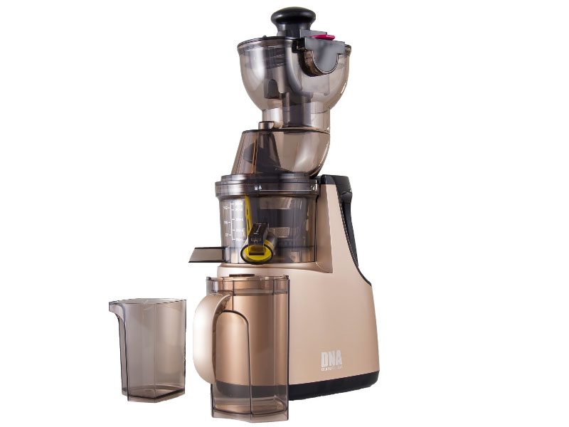 Zebra Whole Slow Juicer Zubehor : Juicers : DNA Whole Cold Press Juicer