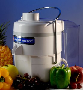 nutriecentre-juicer